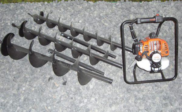 Bauma - Erdbewegung - Erdbohrgerät