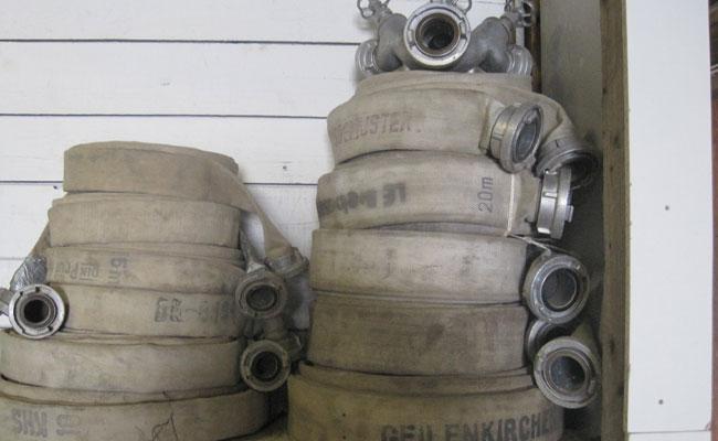 Bauma - Pumpen, Heizen, Trocknen - C-Schlauch