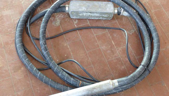 Bauma - Beton und Abbruch - Rüttelflasche