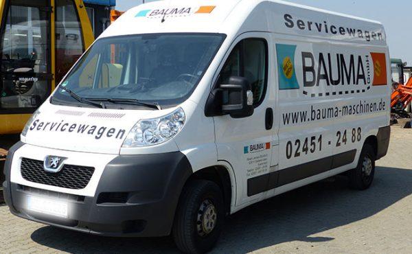 Bauma - LKW und Transportmittel - Transporter