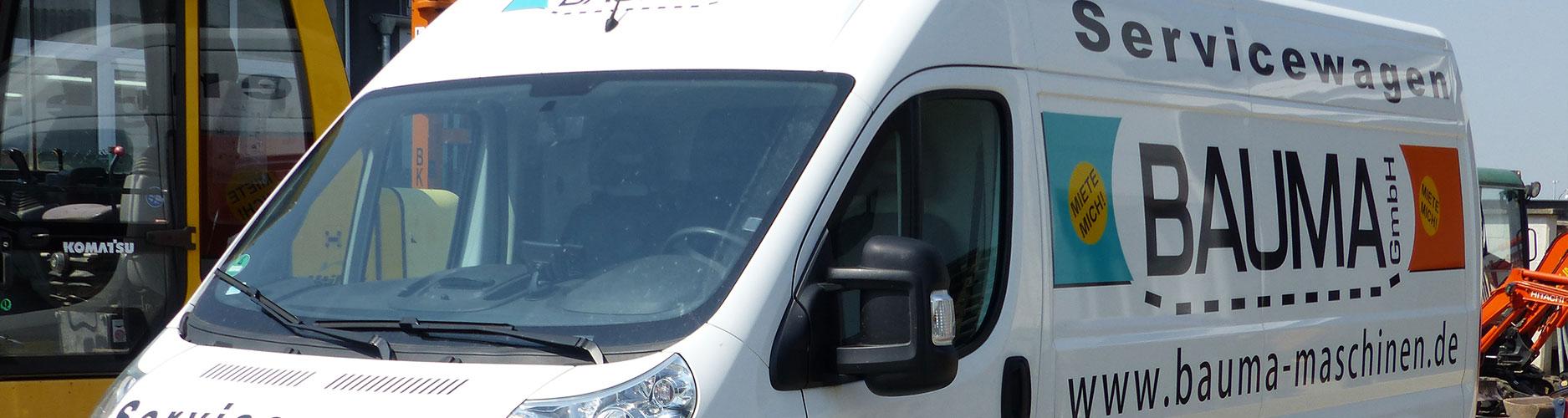 Bauma LKW - Transportmittel