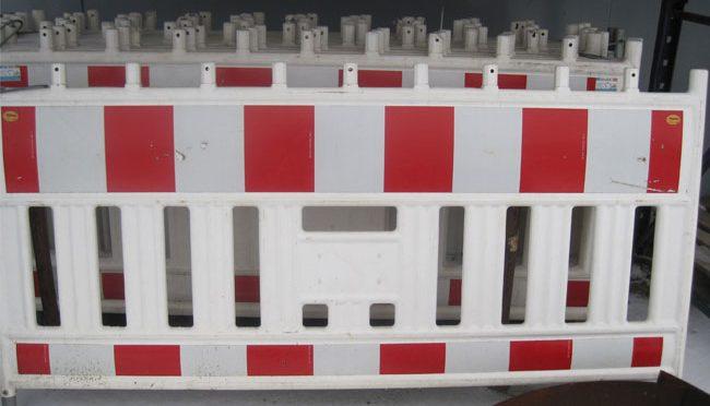 Bauma - Baustelleneinrichtung - Querbarke