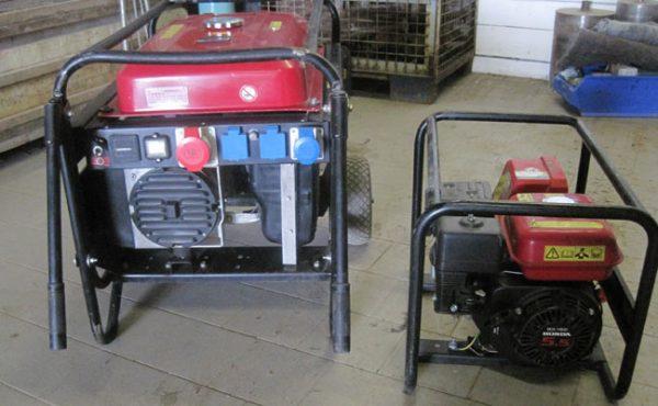 Bauma - Stromerzeuger - Generatoren 2-KVA