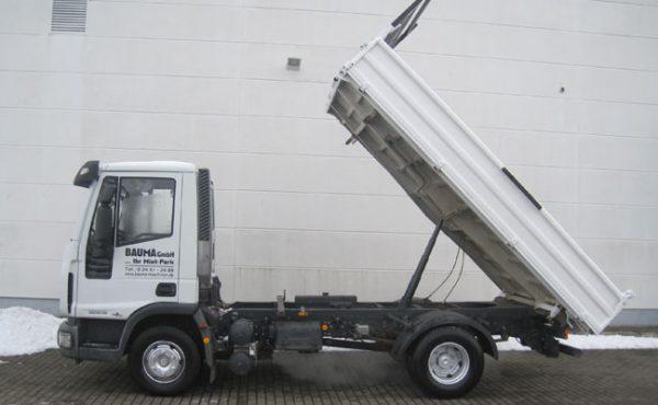 Bauma - LKW und Transportmittel - LKW Kipper