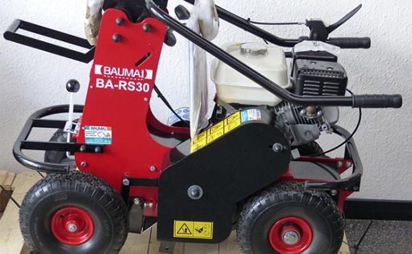 Bauma - Garten und Park - Rasenschälmaschine