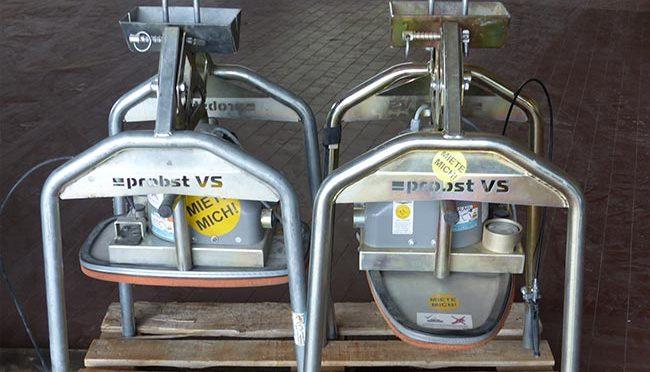 Bauma - Erdbewegung - Vakuumheber 140kg